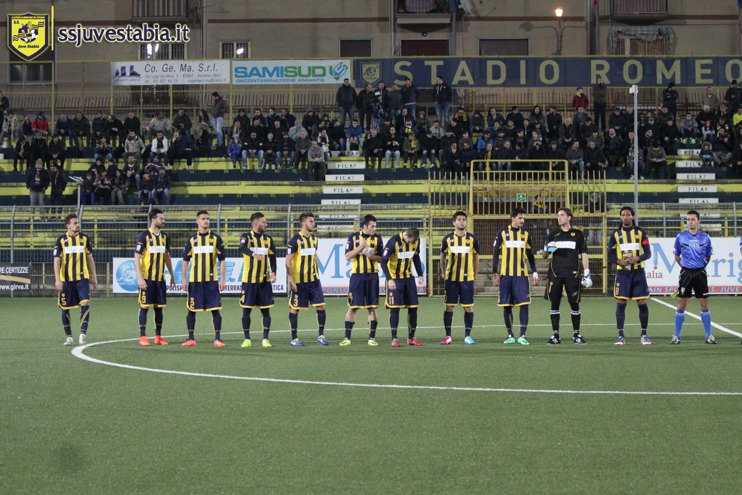 Juve Stabia 2014-15