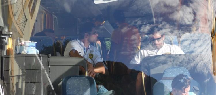 partenza per #Gubbio2016