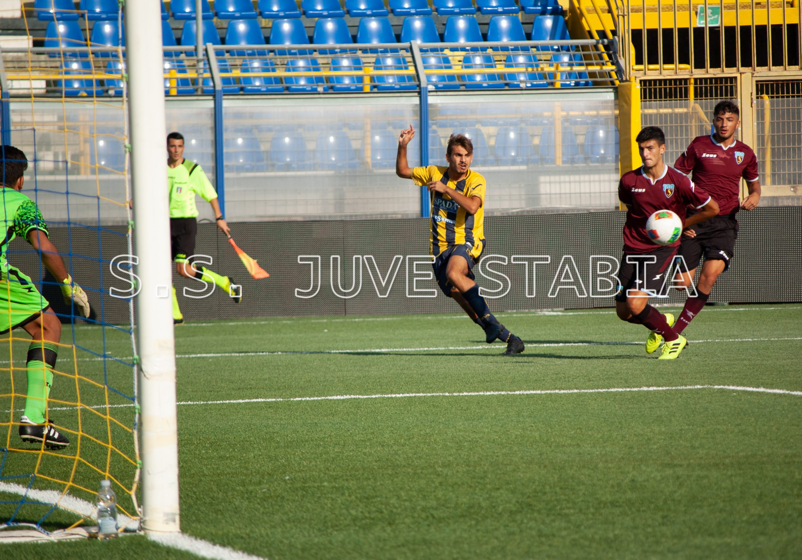 SS JUVE STABIA Under 17, Juve Stabia-Salernitana 0-1: gli highlights del  match (VIDEO) - SS JUVE STABIA